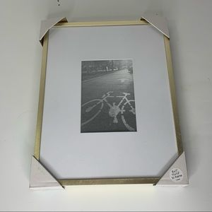 Project 62 Gold Tone Picture Frame 5 x 7 11 x 14